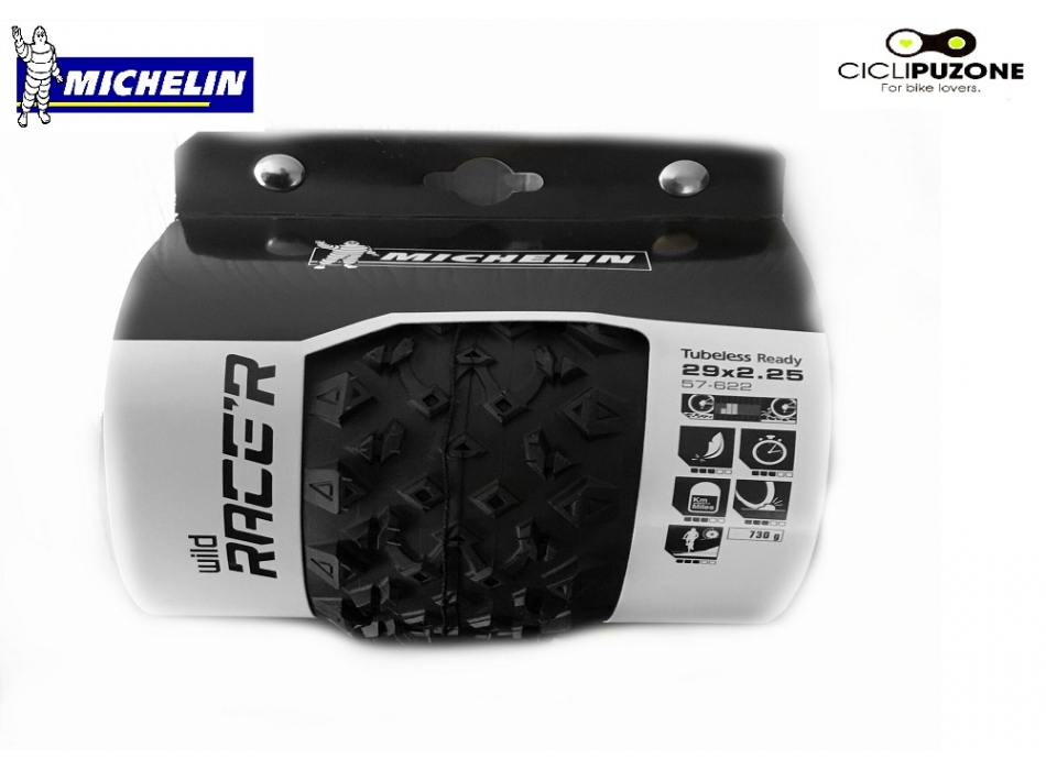 COPERTURE WILD RACE R 29X2.25 TUBELESS READY