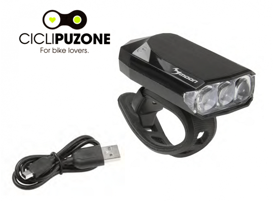 LUCI MOON GEM 2.0 CAVO USB
