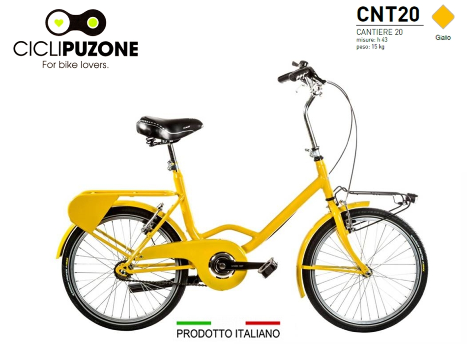 BICI 20 CANTIERE 1V