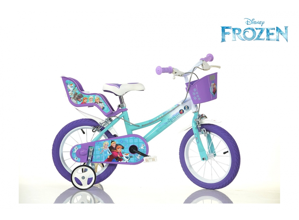 BICI 14 FROZEN NEW