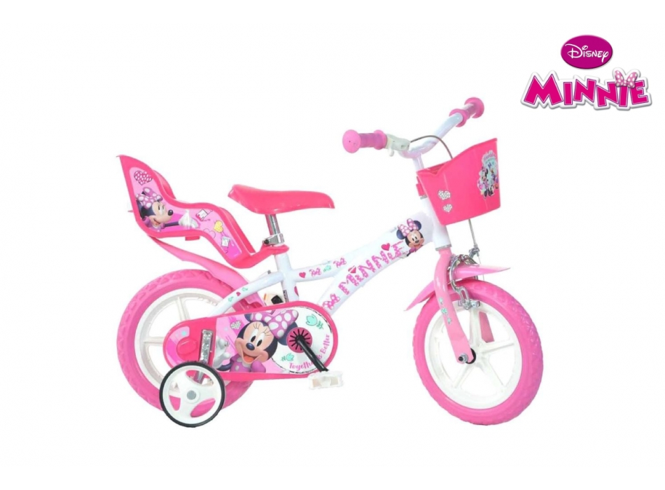 BICI 12  MINNIE NEW