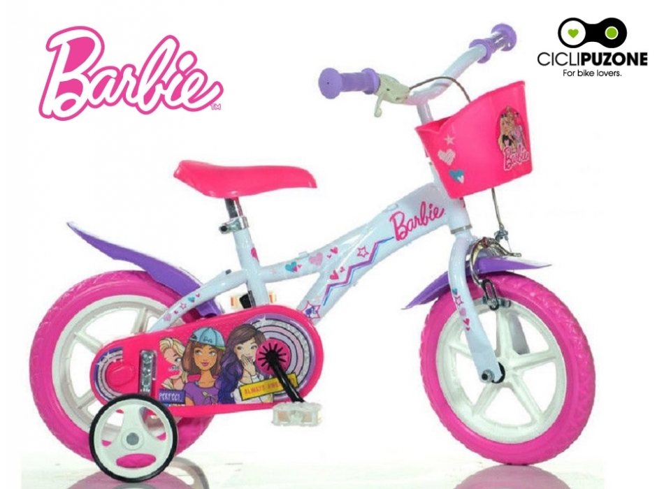 BICI 12 BARBIE NEW