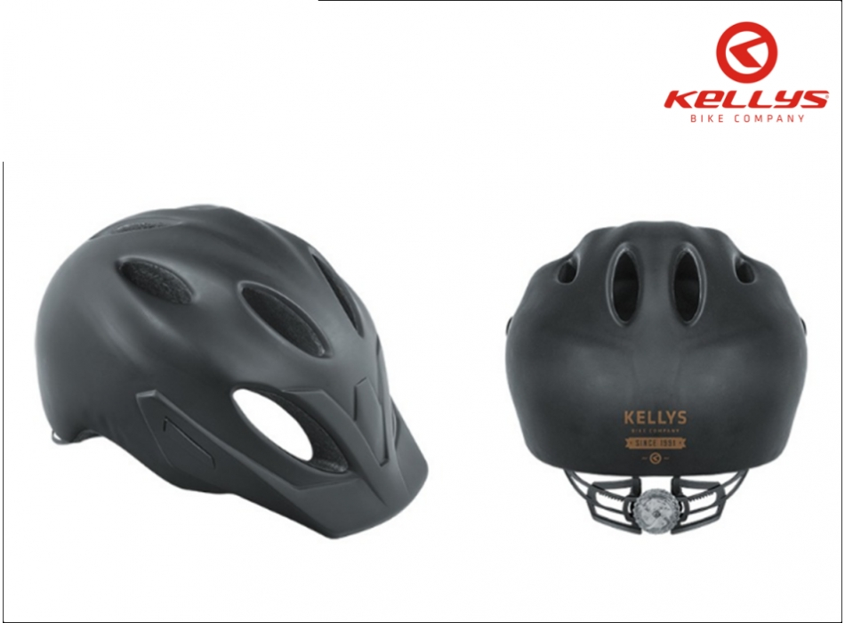 CASCO SLEEK 2018 NERO