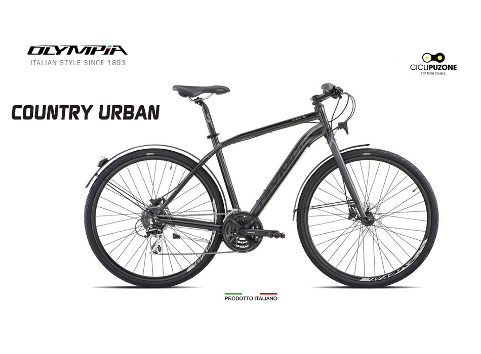 COUNTRY  URBAN TOP  GAMMA 2019
