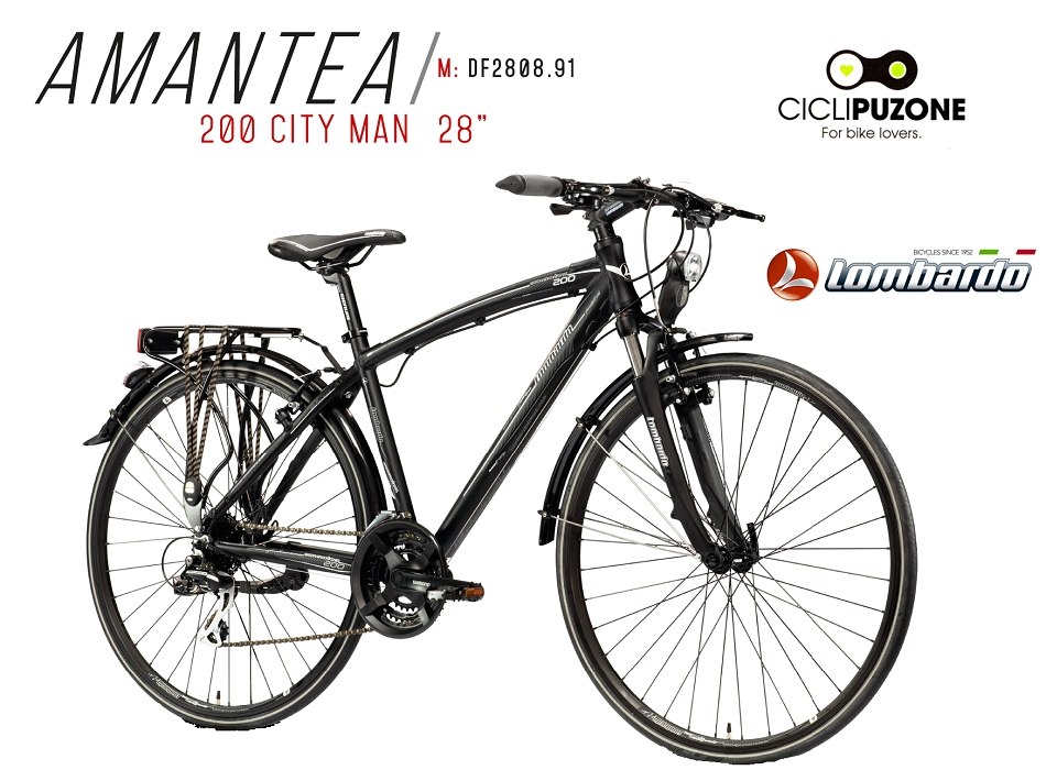 AMANTEA 200 CITY MAN GAMMA 2019