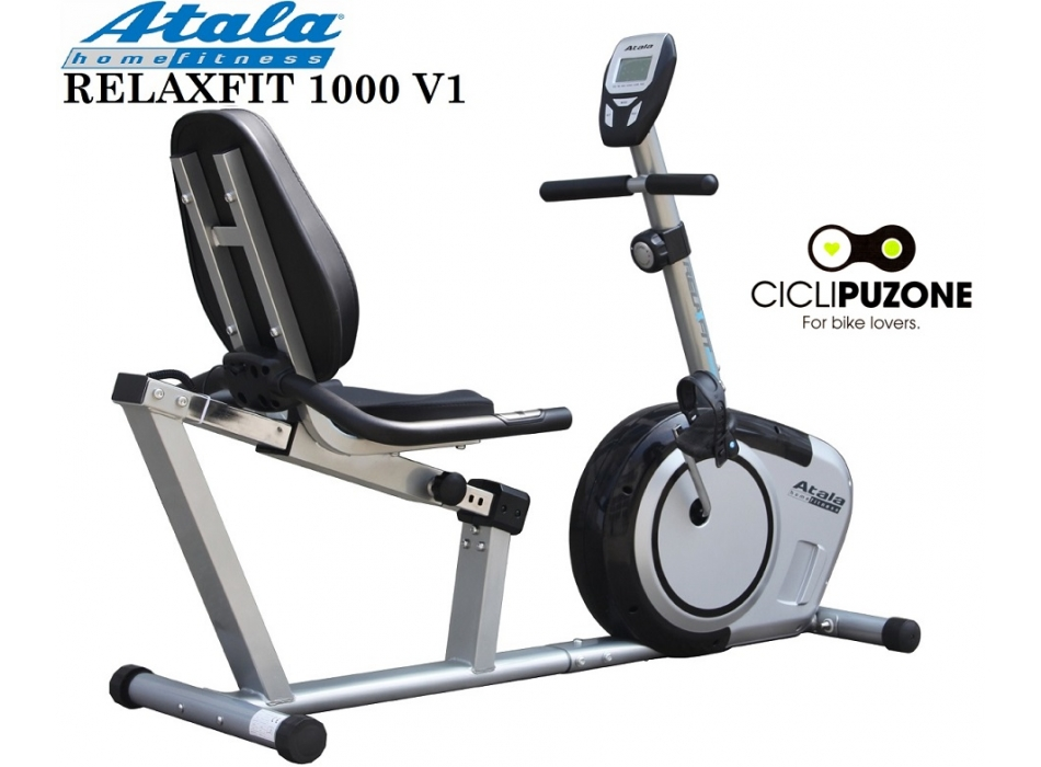 CYCLETTE RELAXFIT 1000 V1 GAMMA 2019