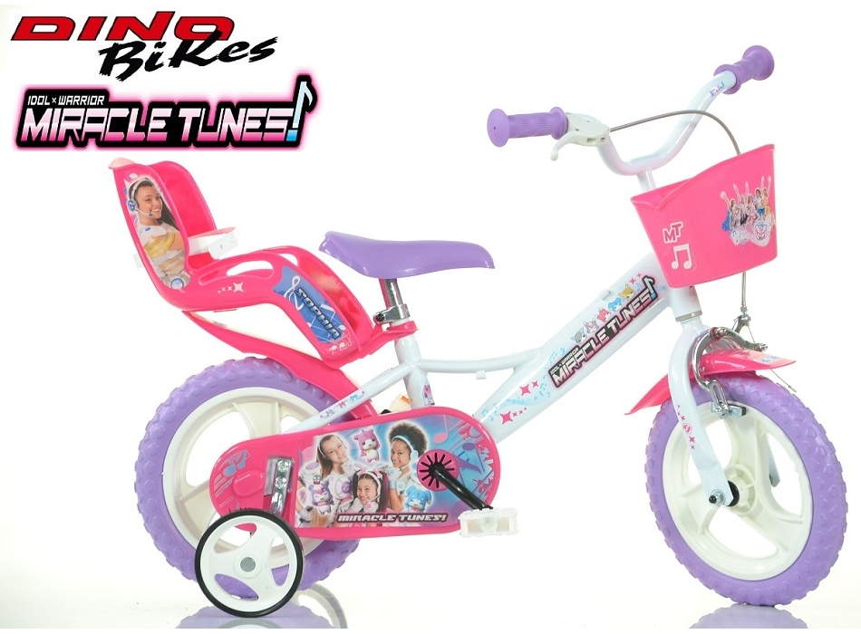 BICI 12 MIRACLE TUNES NEW