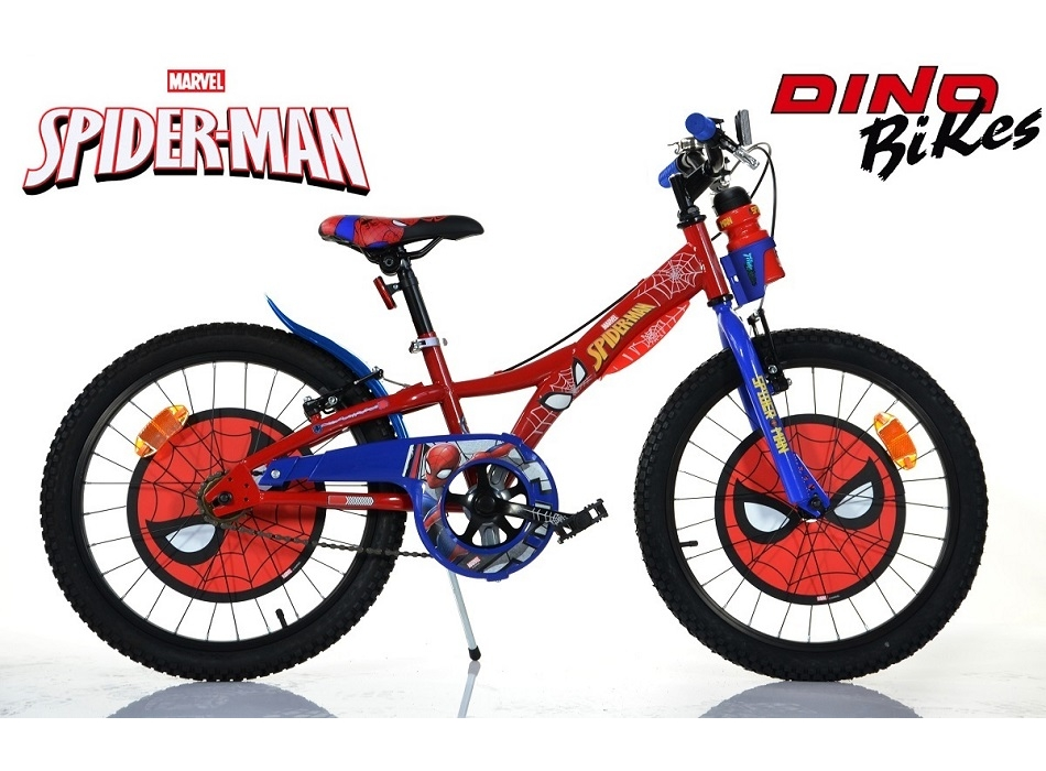BICI 20 SPIDERMAN  NEW