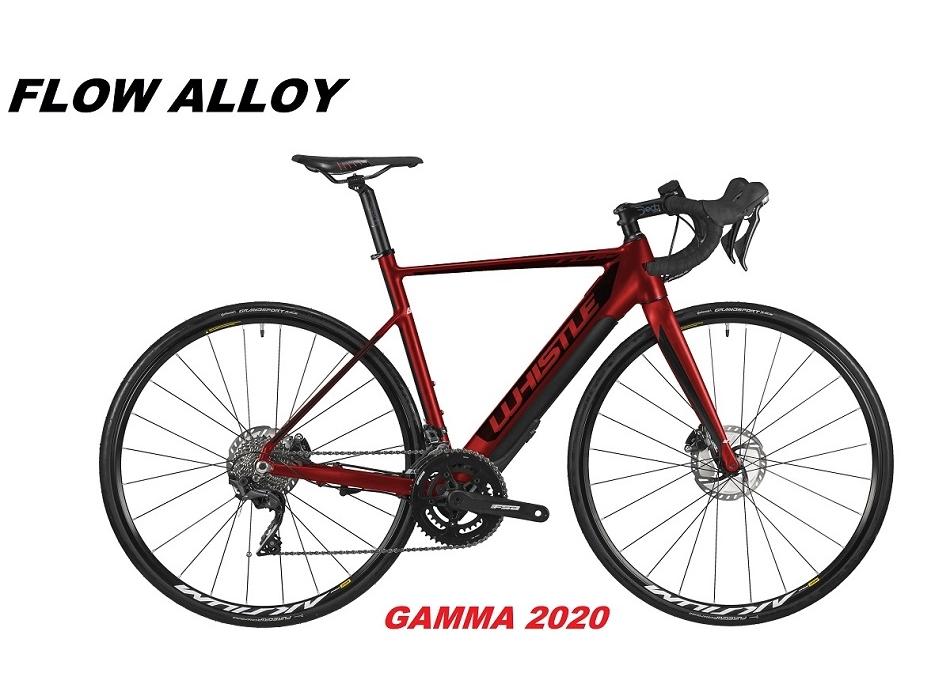 FLOW ALLOY GAMMA 2020