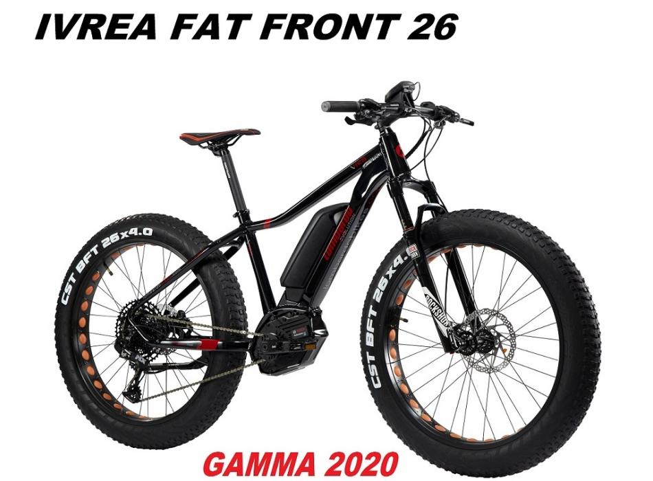 IVREA FAT FRONT 26 GAMMA 2020