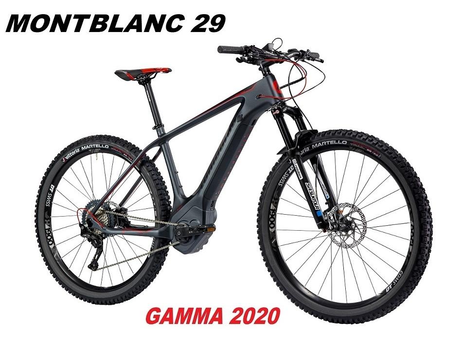 MONTBLANC 29 GAMMA 2020