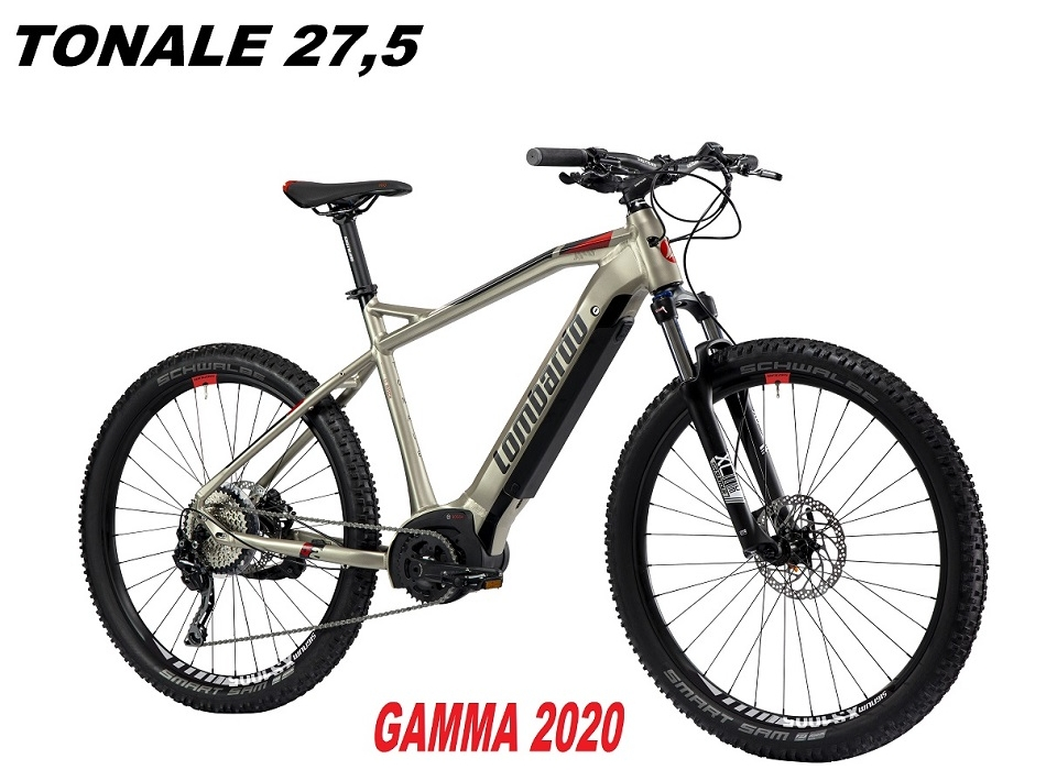 TONALE 27,5 GAMMA 2020