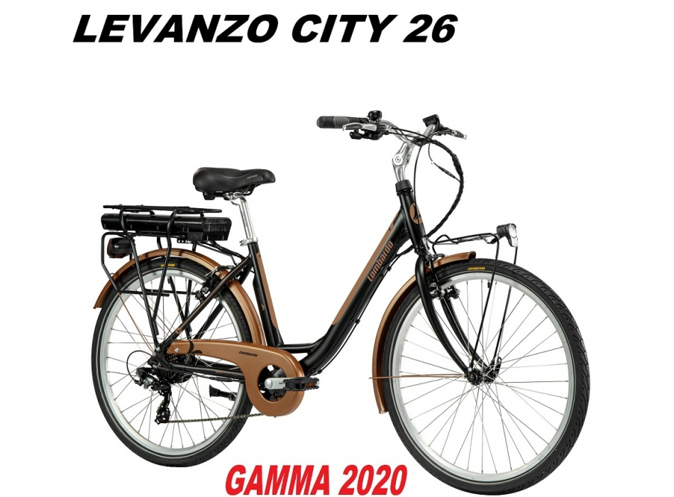 LEVANZO CITY 26 GAMMA 2020