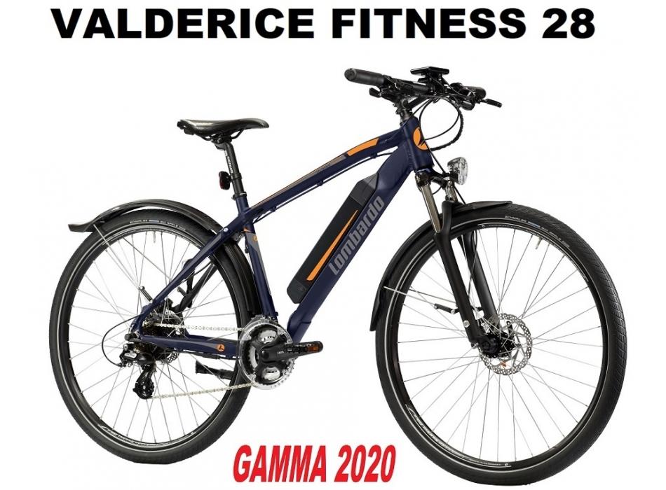 VALDERICE FITNESS 28 GAMMA 2020