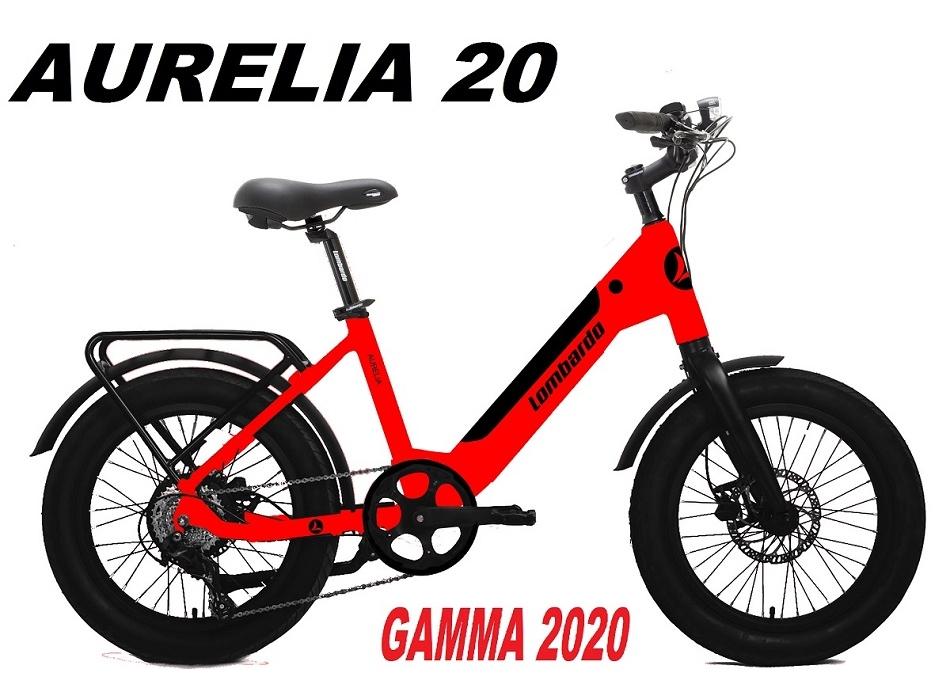 AURELIA 20 GAMMA 2020