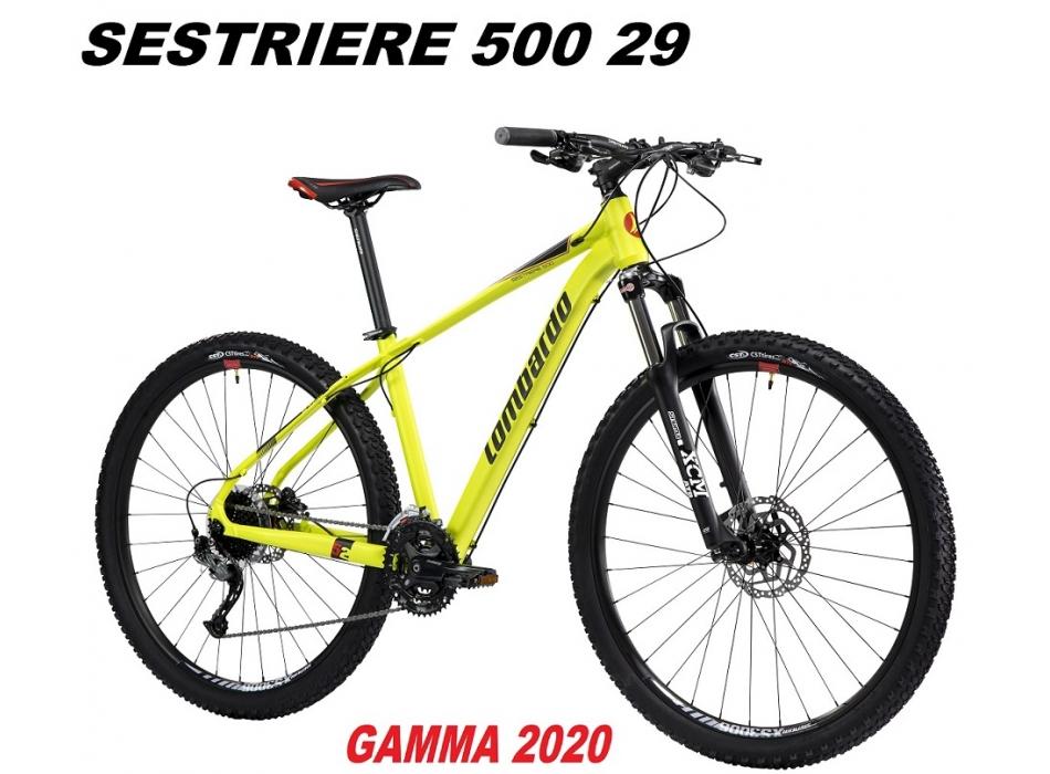 SESTRIERE 500 29 GAMMA 2020