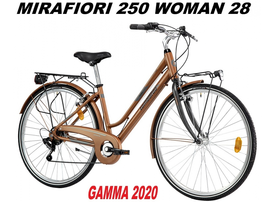 MIRAFIORI 250 WOMAN 28 GAMMA 2020