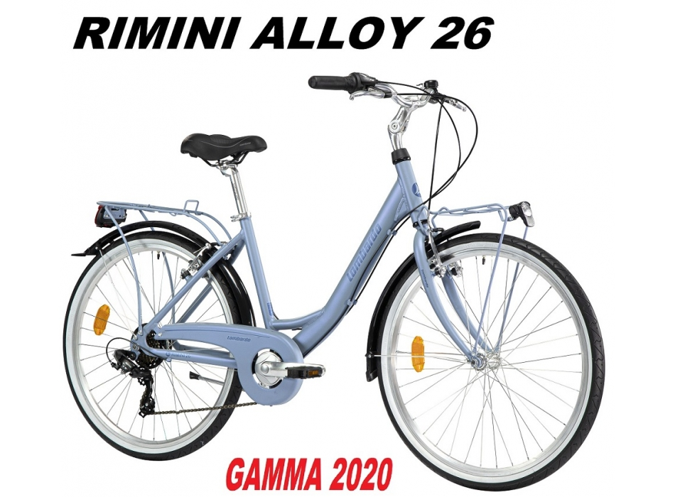 RIMINI ALLOY 26 GAMMA 2020