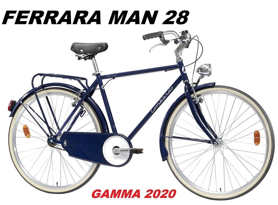 FERRARA MAN 28 GAMMA 2020