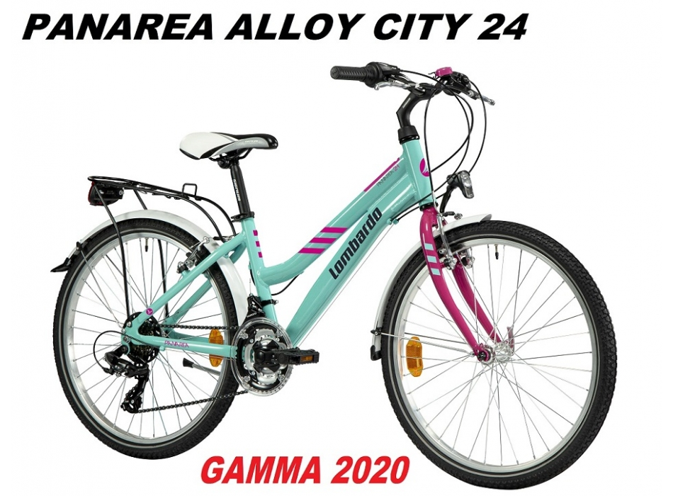 PANAREA ALLOY CITY 24 GAMMA 2020