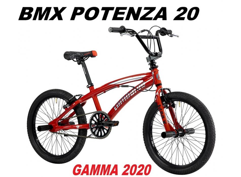 BMX 20 POTENZA GAMMA 2020