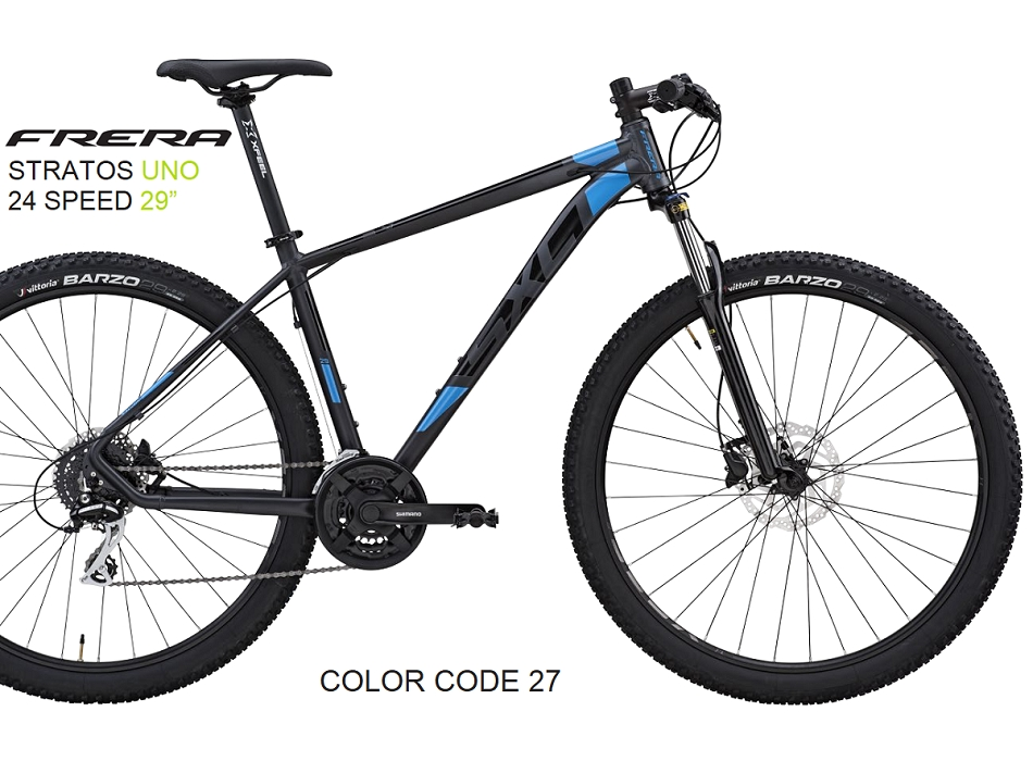 STRATOS UNO 24 SPEED GAMMA 2020