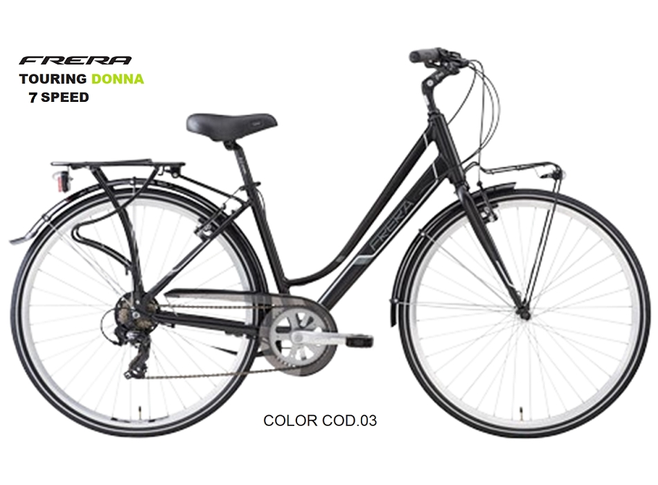TOURING 7 SPEED DONNA GAMMA 2020