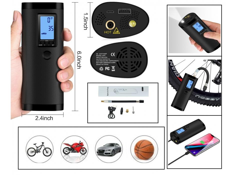 ELECTRIC AIR PUMP MODEL: AP2